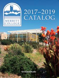 Merritt College Catalog 2017-2019
