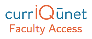 currIQunet Faculty Access