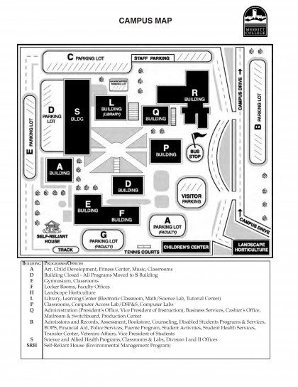 Merritt College Address 117