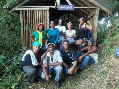 Jamaica - hike photo