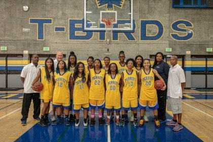 Women's Basketball Sean 2014