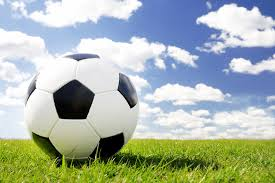 soccer ball and clouds-1