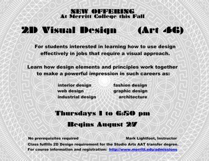 2D Design Flyer 72 dpi