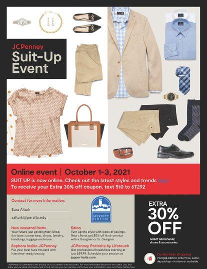 Suit-Up Event