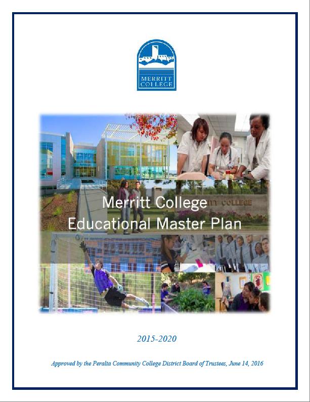 Merritt College EMP, 2015-2020