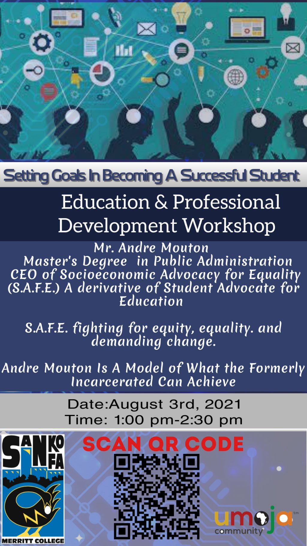 Setting Goals in Becoming a Successful Student Join August 3rd, 2021